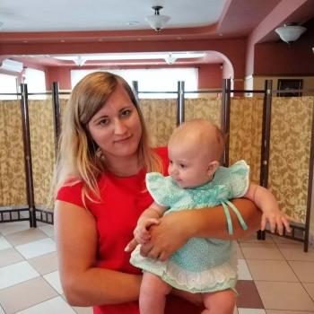 Opiekunka Magdalena K.:  niania ponieważ kocham dzieci. Świątniki Górne