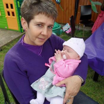 Opiekunka Alina M.:  Szkolenie z zakresu