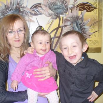 Opiekunka Anna B.:  dobry kontakt z dziecmi. Nowy Sącz