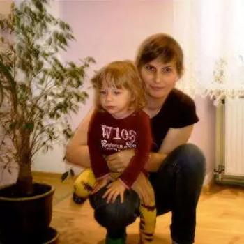 Opiekunka Monika M.:  udzielanie pierwszej . Szczecin