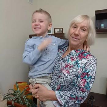 Opiekunka Wiesława R.:  się opieką nad dziećmi. Białystok