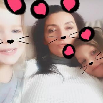 Opiekunka Monika Z.:  mamą która uwielbia dzieci. WarszawaWARSZAWA
