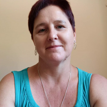 Opiekunka Justyna S.:  Kurs na opiekuna. Podłęże