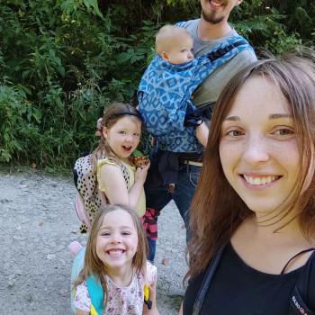 Opiekunka Kamila Z.:  Jestem mamą trójki dzieci. Kraków