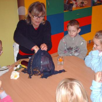 Opiekunka Teresa Ż.:  w opiece nad dziećmi. Gdynia
