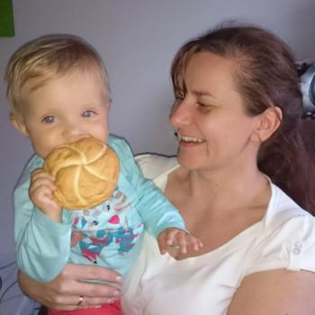 Opiekunka Grażyna M.:  Mogłabym uczyć dzieci języka . Koszęcin
