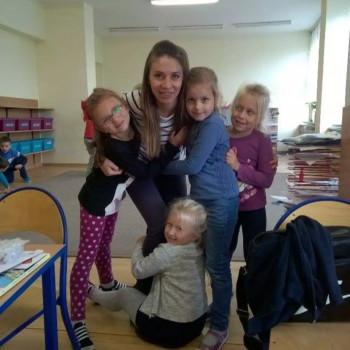 Opiekunka Bernadetta N.:  opiekowałam się dwójką dzieci. Opole